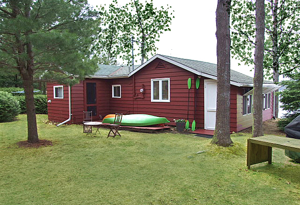 Mazinaw lake 1 for Echo lake cabin rentals